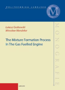 Mixture formation process in the Gas fuelled engine