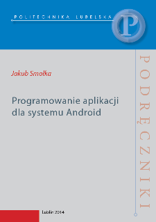Programowanie aplikacji dla systemu Android
